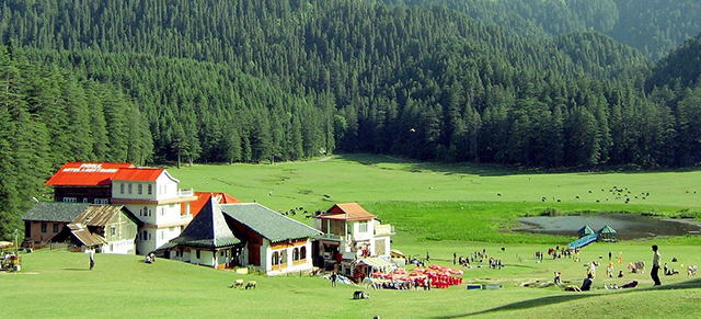 Khajjiar North India