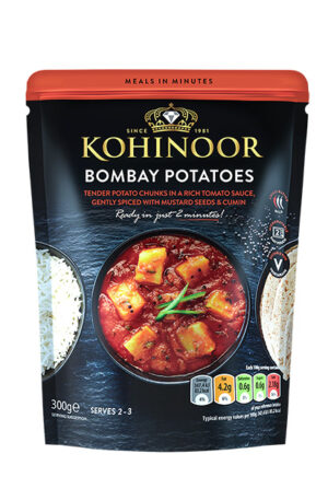 Kohinoor Bombay Potatoes