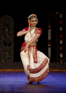 Kuchipudi Indian dance