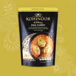 Kohinoor Bombay Egg Curry Cooking Sauce