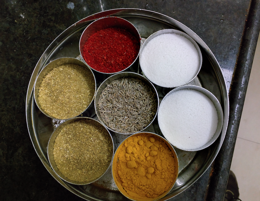 masala dabba kitchen essentials