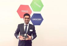 Tesco Award