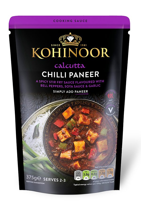 chilli paneer cooking sauce