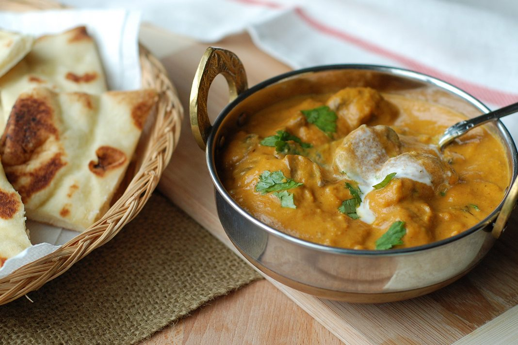 turkey butter masala