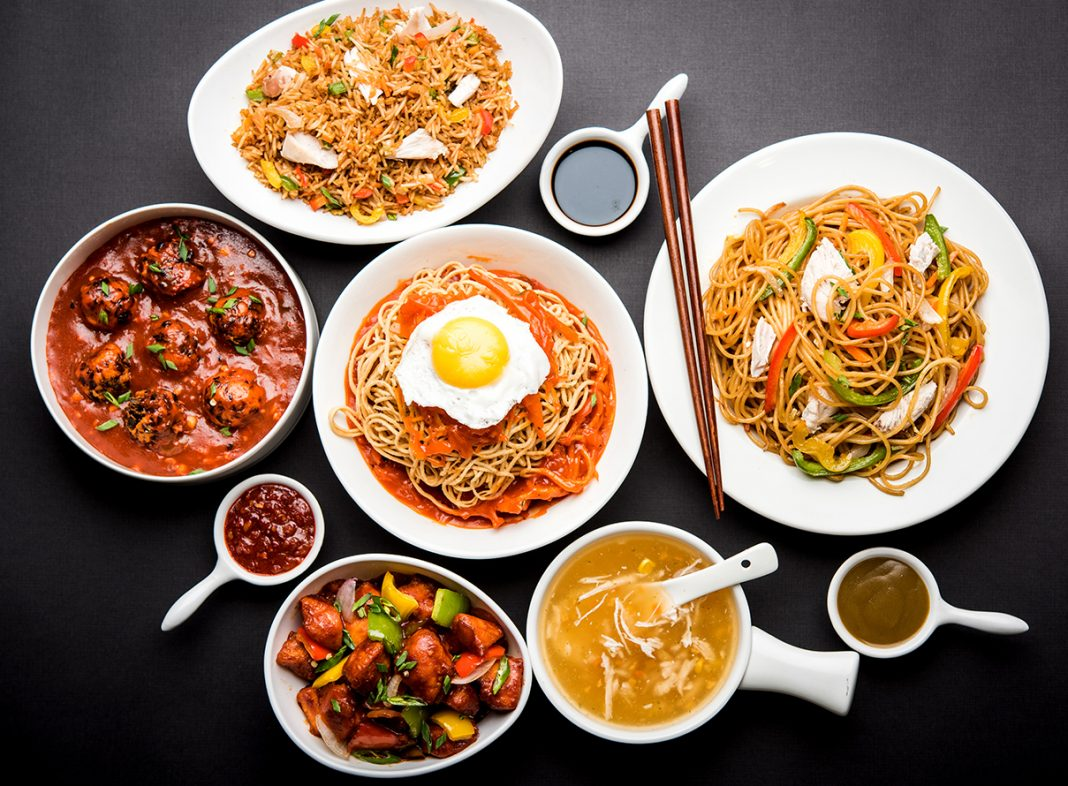 indo chinese food